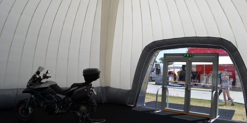 10m Dome - Air Dome