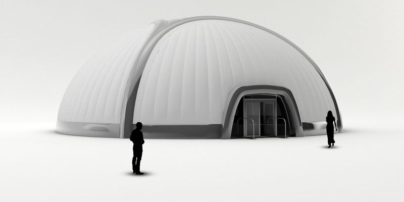 20m Dome - Inflatable Dome
