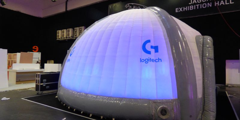 8m Dome - Inflatable Domes